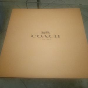 New gift box + coach + clothes + pants + gift